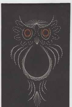 Owl/Sheilah Roper