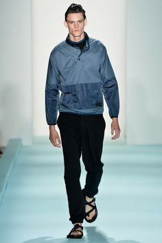 Patrik Ervell Spring 2014 Menswear Collection Slideshow on Style.com