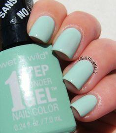 Wet'n'Wild Pretty Peas smalto nail polish @wetnwildbeauty #wetnwild