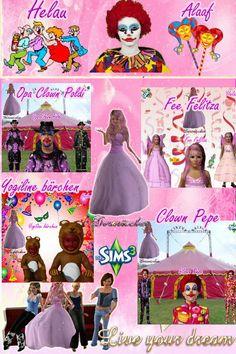 Hallo liebe Community ,  unser heutiges Update besteht aus Downloads von Angel und Dornröschen . Viel Spaß damit! http://www.sims3dreams.at/wbb/index.php?page=Thread&threadID=5196 Liebe Grüße euer Sims Dreams Team.