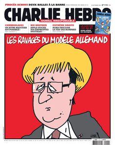 Charlie Hebdo, 25 sept. 2013