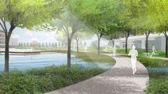 Kunshan West High School Master Plan | Kunshan China | Integrated Planning and Design