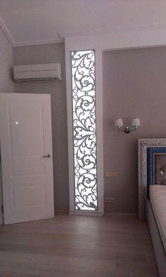 Plafond Design, Bedroom Decor, Wall Decor, False Ceiling Design, Interior Decorating, Interior Design, Wood Ceilings, House Design, Furniture