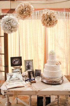 Blue Texas Wedding by The Nichols - Southern Weddings Magazine