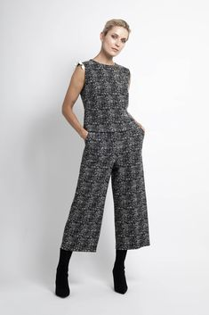 Caroline Kilkenny, Fall Winter, Autumn, Jumpsuit, Dresses, Fashion, Overalls, Vestidos, Moda