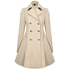 Women's Six Button Jacket