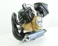 Thor 200ccm EVO - Pull Starter + Walbro 37mm Verg.