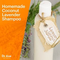 *** testing for the girls  Natural Homemade Shampoo - Dr. Axe