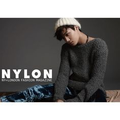 OFFICIALL:150903 Nylonkorea IG Update with Kai