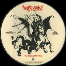 The Mystical Meeting EP November 1997 Rotting Christ, Darkness, Mystic, November, Pure Products