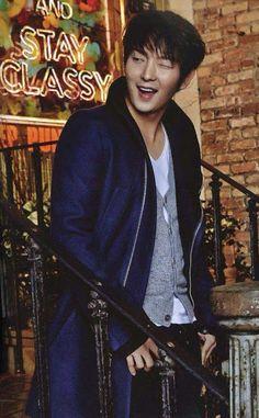Lee Joon Gi ... Stay Classy ;)