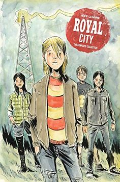 Royal City Book The Complete Collection Book Club Books, Book 1, Batman Comics, Image Comics, Books Online, Audio Books, Novels, City, Essex County