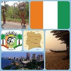 Cote D'ivoire, West Africa (Ivory Coast)