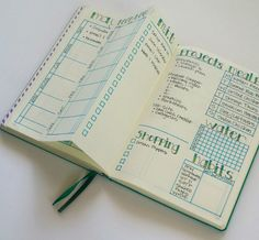 I love making changes in my bullet journal each month! Come see what layouts I'm…