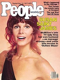 Cover People Magazine, Life Magazine, The Real Eve, Kate & Allie, Divorce For Women, Saint James, Looking Back, Actors & Actresses, Blues