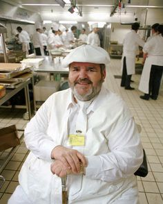 Paul Prudhomme, Chef Who Put Cajun Cooking on National Stage, Dies at 75 - The New York Times  (July 13, 1940 - Oct 8, 2015)