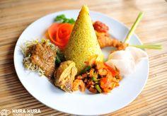 Nasi Campur Bali, #bali #food #indonesia
