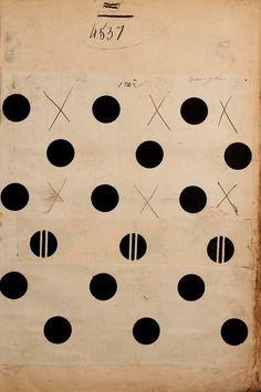 French Textile Design, (1863)
