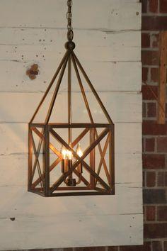 The Cortland Lantern — Electric Lanterns & Chandeliers | The Jan Collection | Carolina Lanterns