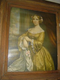 Ghost of Madeline at King's Tavern in Natchez