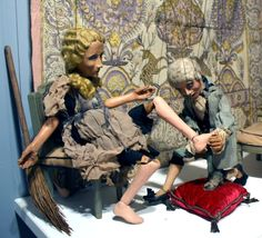 Cinderella ~ The Ballard Institute & Museum of Puppetry, the University of Connecticut
