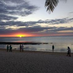 Sonnenuntergang Beachcomber Victoria Hotel #taipan_mauritius  #taipantouristik