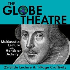 Shakespeare Globe Theatre Lecture and Fun Hand on Activities