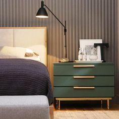 Criado mudo: 50 ótimas ideias para seu quarto!