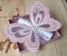 Pink butterfly wings invitation for girls. Pink butterfly wings invitation for girls. Butterfly Invitations, Girls Party Invitations, Quinceanera Invitations, 1st Birthday Invitations, Unique Invitations, Butterfly Wedding Theme, Butterfly Party, Butterfly Birthday, Pink Butterfly