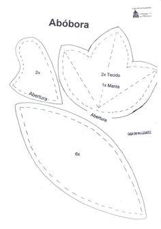 Fuxico de Abóbora, Moranga - Arte e Mimos