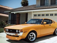 1977 Toyota Celica Liftback   Toyota celica ST2000 liftback 1977