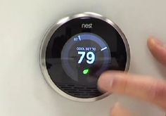 Nest Thermostat -- An innovative new concept to a boring over-complicated product!