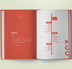Mighty Moo - Milkbar Book | Publication, Layout and Print Design