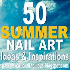 The Sparkle Queen: Nail Art