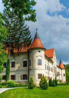 Castle Zapresic - Croatia