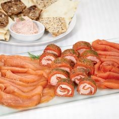 Ultimate Smoked Salmon Nova Lox Sampler