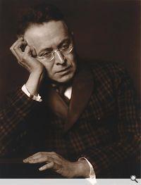 Karl Kraus, Schriftsteller; Wien 1928. Trude Fleischmann; Copyright: Wien Museum