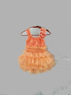Birthday Tutu, Princess Birthday, Girls Party Wear, Girls Tutu Dresses, Pretty Ballerinas, Satin Top, Big Flowers, Big Bows, Workout Tops