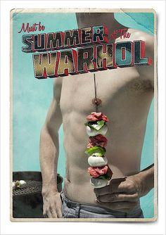Print: Summer at the Warhol