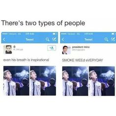 I think i'm the second type XD