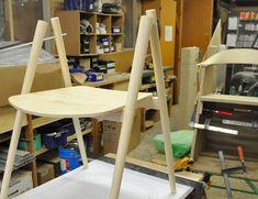 Almost ready the KARM chair of SOFTLINE1979.com by www.dotorangedesign.com