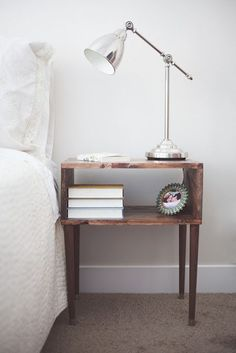 diy night stands bedroom table - Bedroom Table Ideas