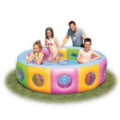 Bazen za decu sa prozorima 196x53 cm http://www.odigledolokomotive.rs/proizvodi/bazeni-i-oprema-za-vodu/