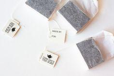 DIY : Tea Soap