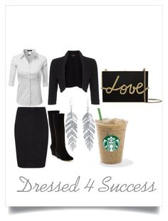 """Dressed 4 Success"" by awesomeness198000 on Polyvore featuring Doublju, Jitrois, Phase Eight, Taryn Rose, Belk Silverworks and Lanvin"