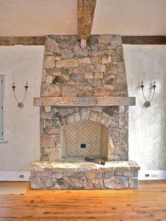 76+ Rural Fireplace Decor Ideas -
