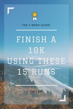 Training for your first 10k? Look no further!