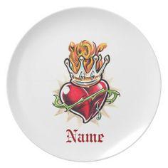 crown and heart Cute Tattoos, King Queen, Tatting, Crown, Heart, Corona, Bobbin Lace, Needle Tatting, Crowns