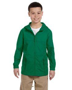 Available in Colors; Sunray Yellow, Red, Ultramarine, Cobalt Blue, Black, New Navy, Graphite. #harritonkidshessentialrainwear #youthrainwear #comfortrainwearbyharriton