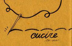 761: Cucire